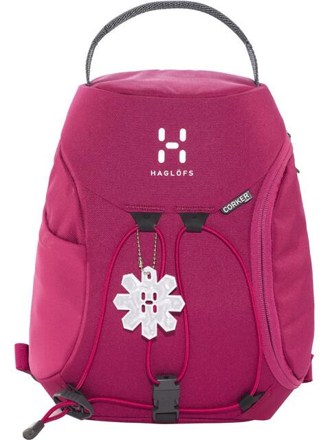 Haglöfs Corker X-Small rugzak Kinderen 5 L roze
